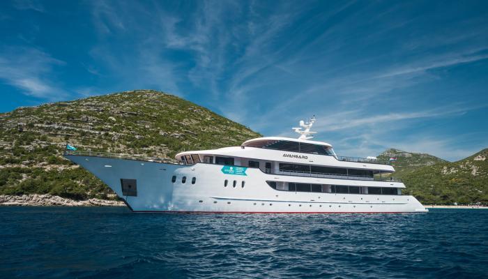 Deluxe Superior nave da crociera MV Avangard