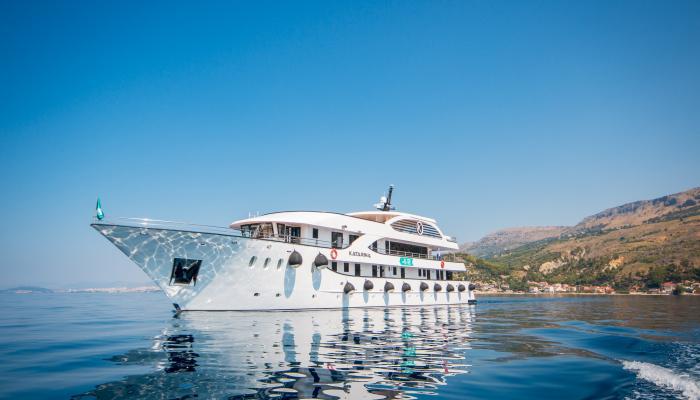 Deluxe nave da crociera MV Katarina