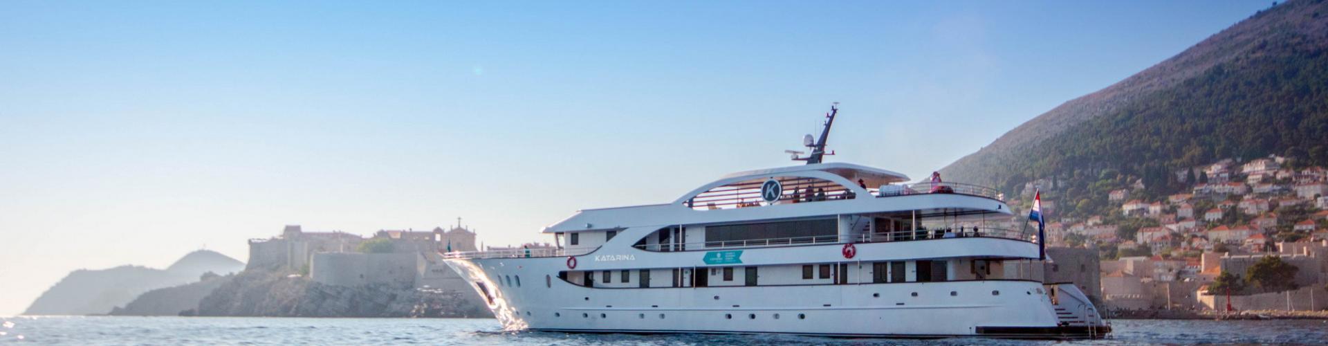 2019. Deluxe nave da crociera MV Katarina