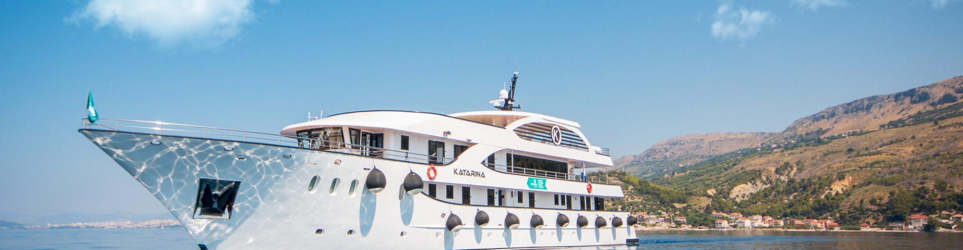 barca a motore Deluxe nave da crociera MV Katarina
