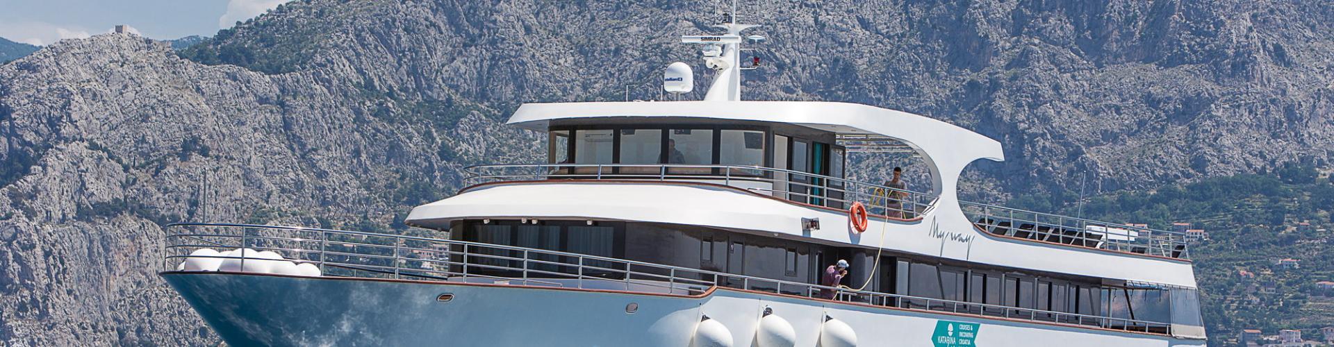 Deluxe nave da crociera MV My Way- yacht a motore