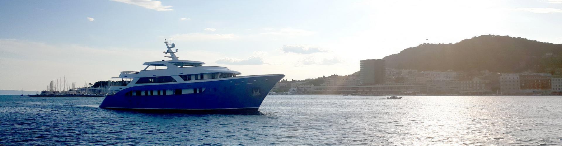 2018. Deluxe nave da crociera MV Antonio
