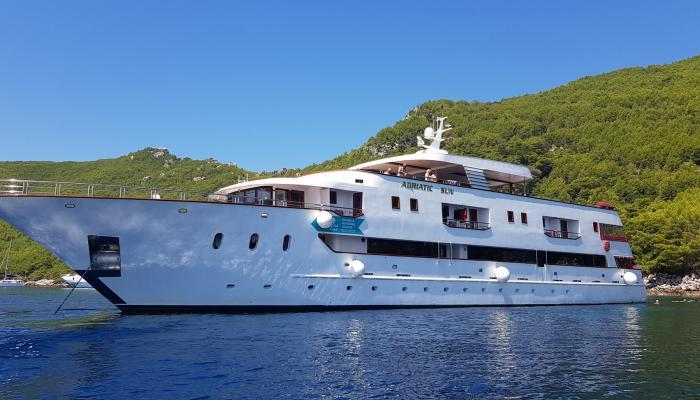 Deluxe Superior nave da crociera MV Adriatic Sun
