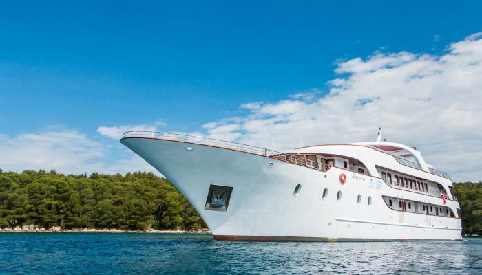 Deluxe Superior nave da crociera MV Futura