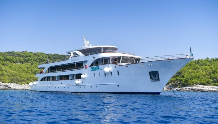 Deluxe Superior nave da crociera MV Maritimo