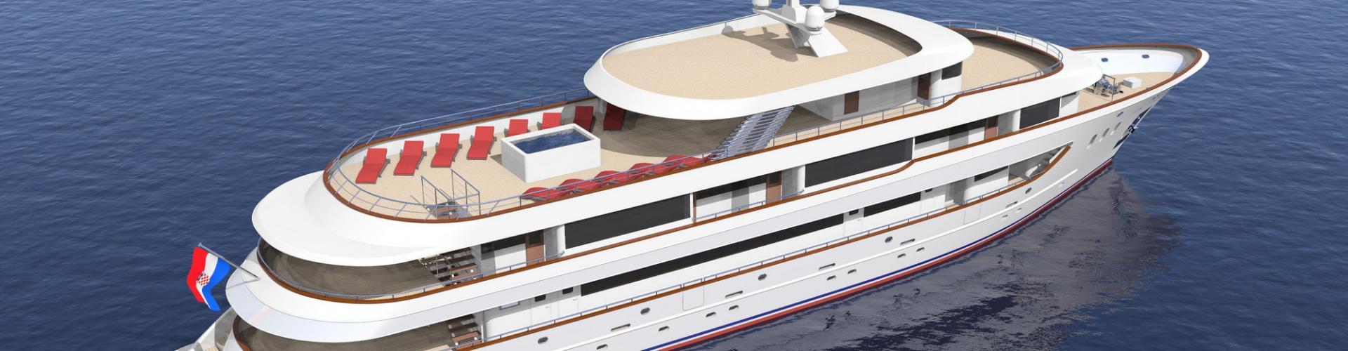2021. Deluxe Superior nave da crociera MV Rhapsody