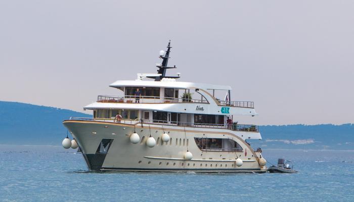 Deluxe Superior nave da crociera MV Riva