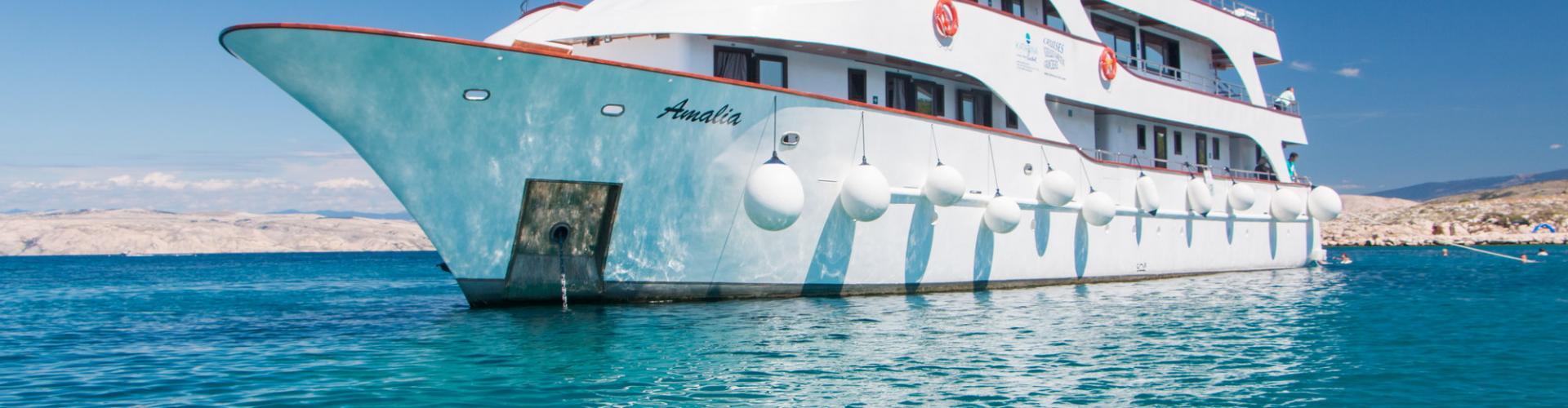 Premium Superior nave da crociera MV Amalia- yacht a motore