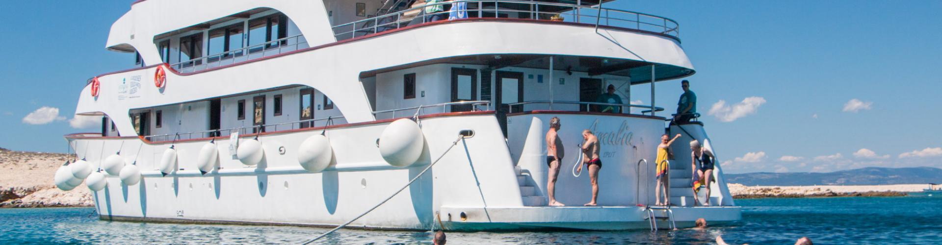 2013. Premium Superior nave da crociera MV Amalia