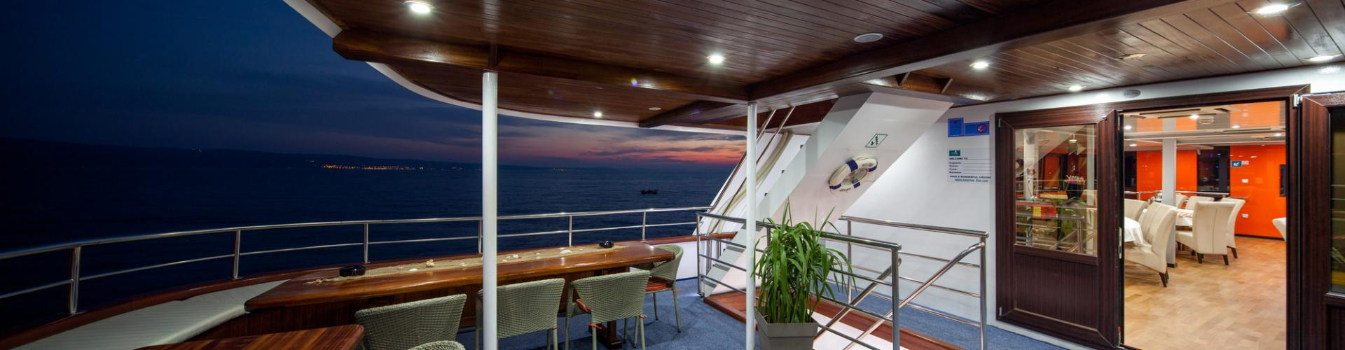 barca a motore Premium Superior nave da crociera MV Amalia