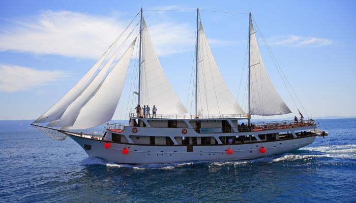 Premium nave da crociera MV Eos