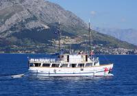 Nave da crociera tradizionale Dalmatinac