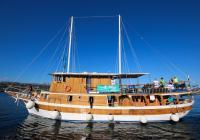 Nave da crociera tradizionale Dalmatinka
