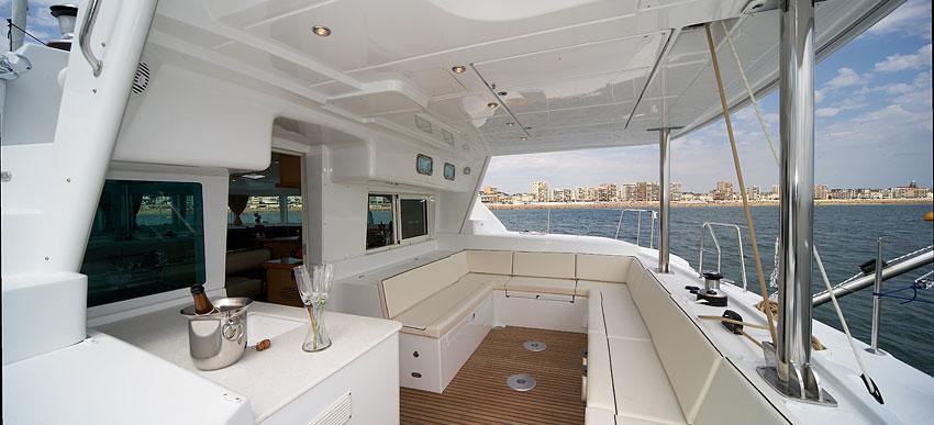 catamarano Lagoon 440 '08