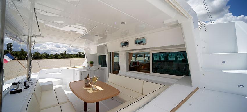 catamarano Lagoon 500 '08