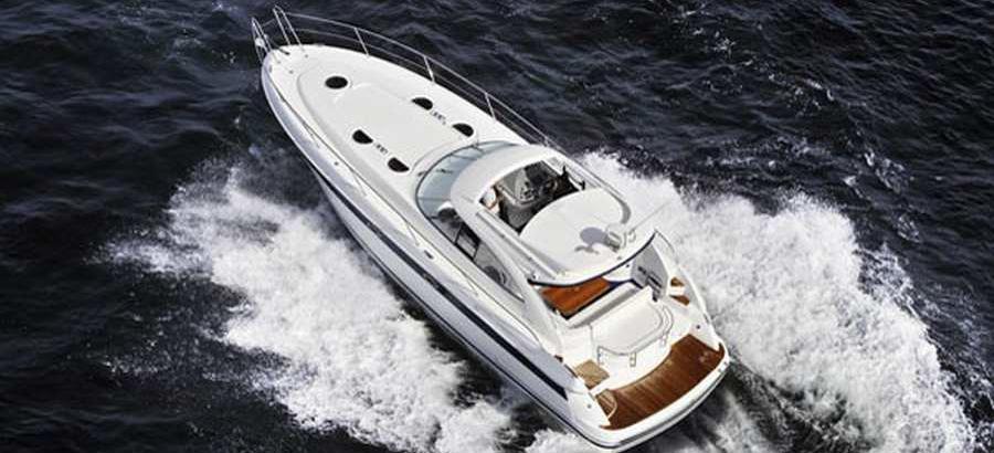 barca a motore Bavaria 42 Sport HT