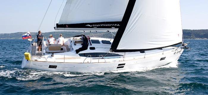 barca a vela Elan 444 Impression