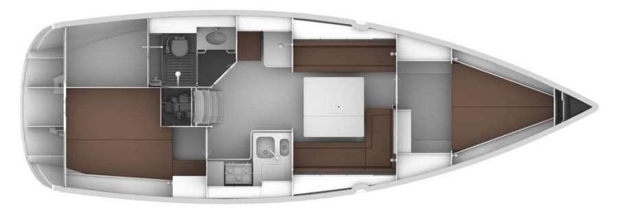 2011. Bavaria Cruiser 36