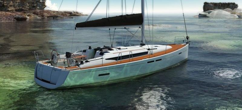 barca a vela Sun Odyssey 439