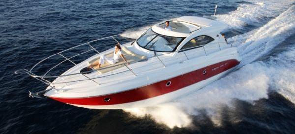 barca a motore Monte Carlo 37 HT