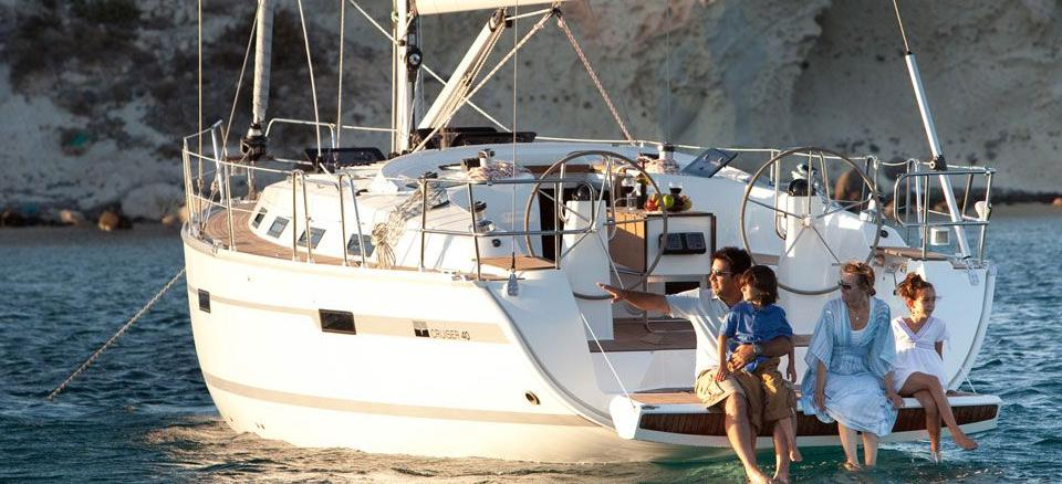 barca a vela Bavaria Cruiser 40