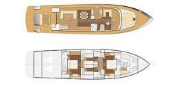 barca a motore LADY LONA