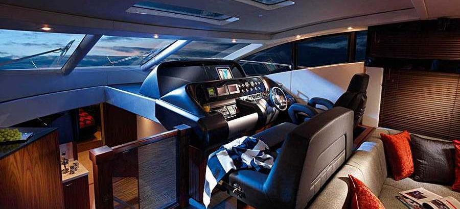 barca a motore MARITA