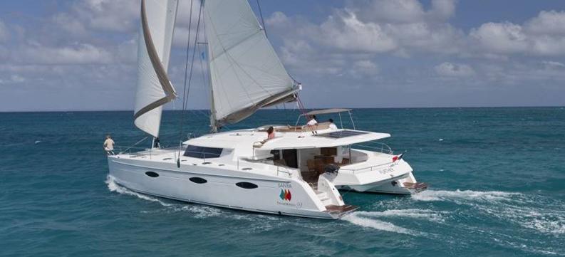 catamarano Sanya 57