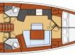 Oceanis 45  affittare barca a vela