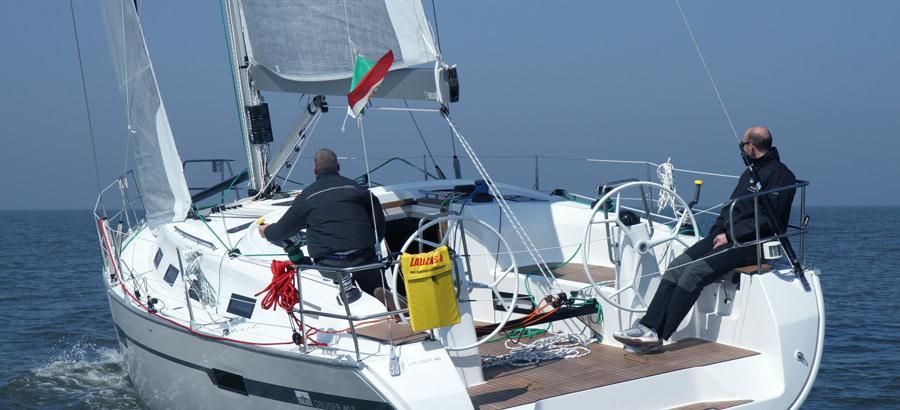 2013. Bavaria Cruiser 40S