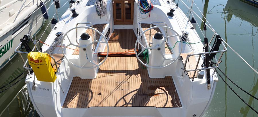 barca a vela Bavaria Cruiser 40S