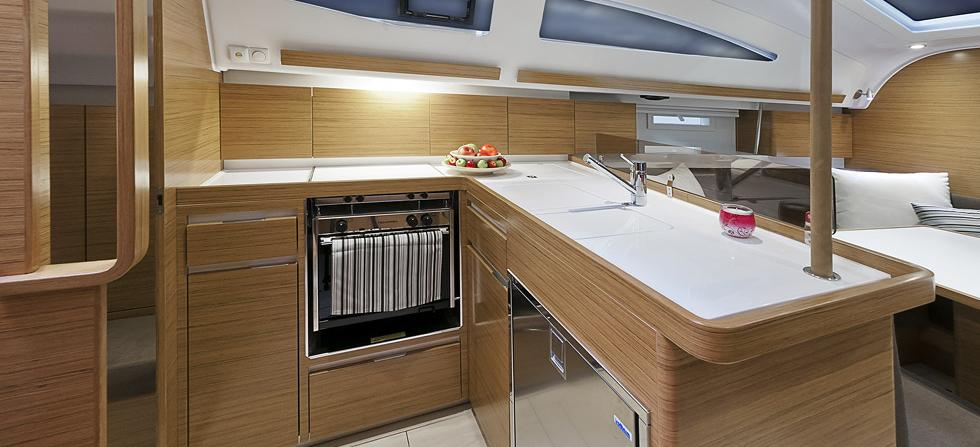barca a vela Elan 394 Impression