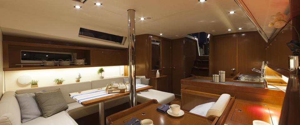 barca a vela Oceanis 41