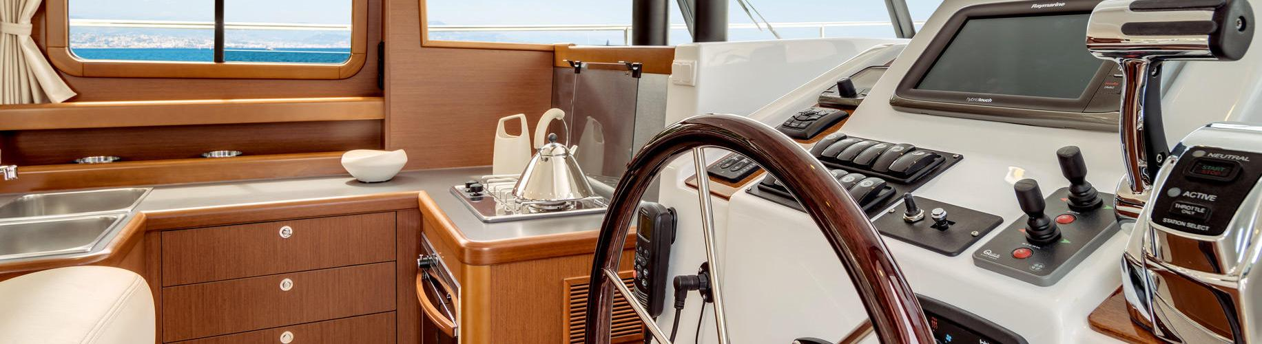 barca a motore Swift Trawler 34 Fly
