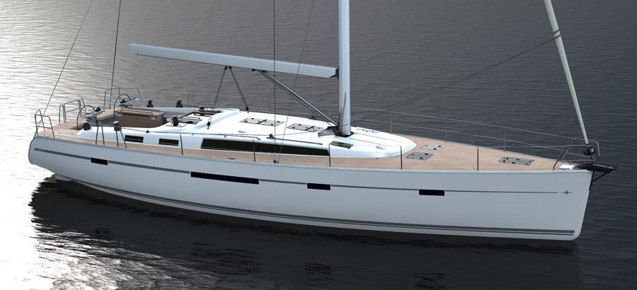 2014. Bavaria Cruiser 56