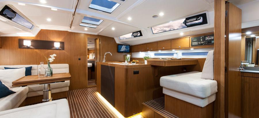 barca a vela Bavaria Cruiser 56
