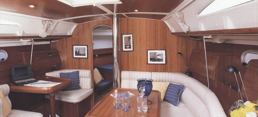barca a vela Sun Odyssey 40