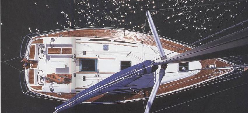 2000. Sun Odyssey 40