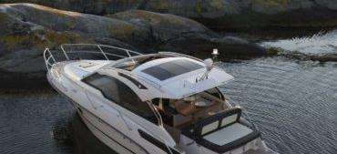 barca a motore Grandezza 28 0C