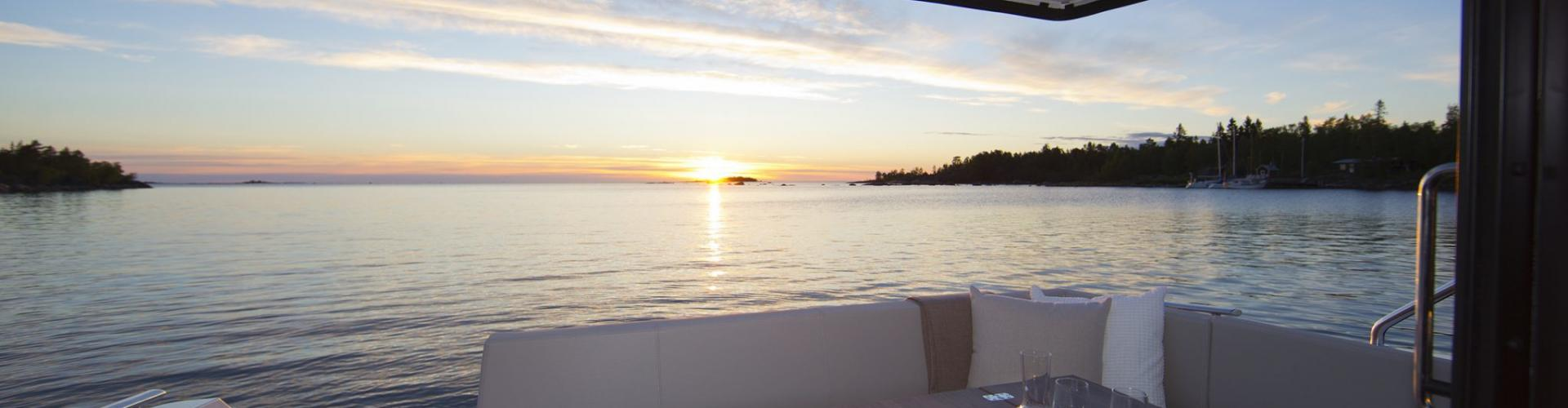 barca a motore Grandezza 37 CA