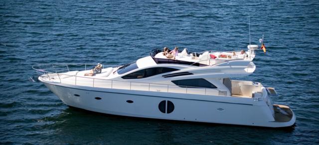barca a motore Rodman Muse 54