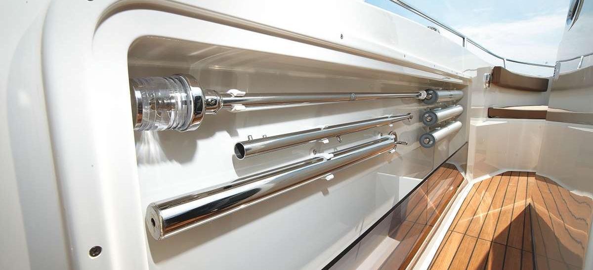 barca a motore Atlantic 750 Open
