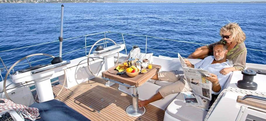 barca a vela Bavaria Vision 42