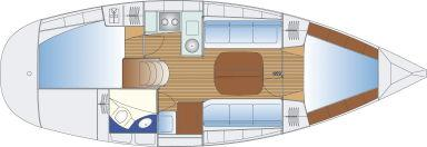 barca a vela Bavaria 32