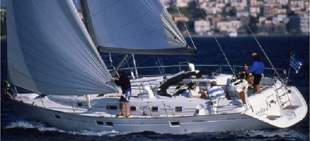 2000. Oceanis 461