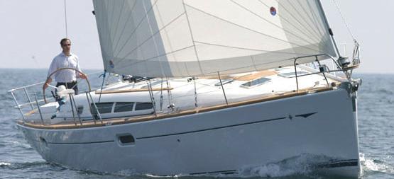 barca a vela Sun Odyssey 45