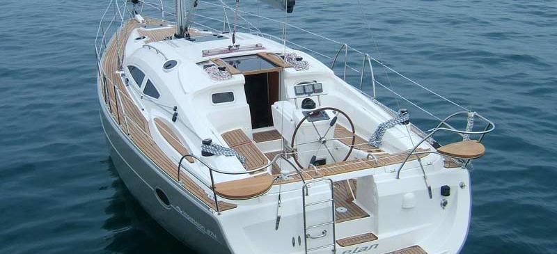 barca a vela Elan 384 Impression