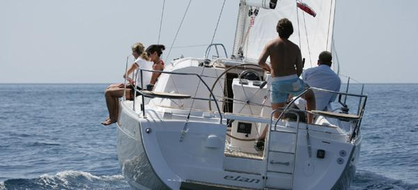 barca a vela Elan 344 Impression