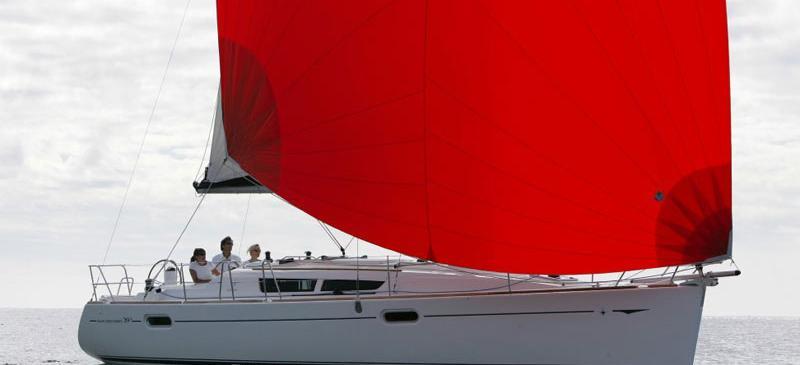 2008. Sun Odyssey 39i