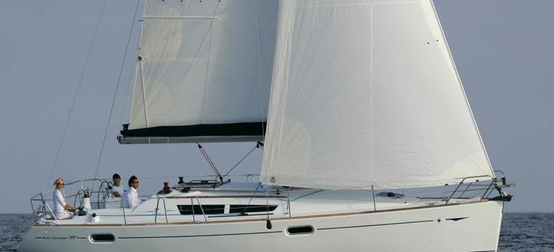 barca a vela Sun Odyssey 39i